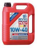 Liqui Moly Truck-Nachfull-Oil 10W-40 - НС-синтетическое доливочное моторное масло для дизельных автомобилей