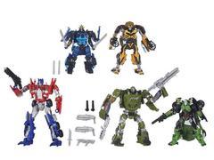 Эксклюзивный Набор из 5 трансформеров - Эпоха Истребления, Hasbro