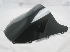 Ветровое стекло для мотоцикла Kawasaki Ninja ZX-9R 98-99 DoubleBubble Черное
