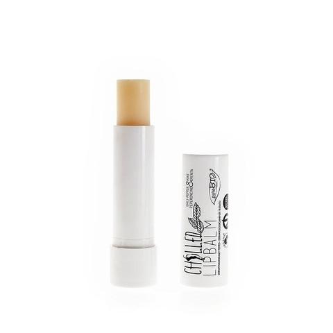 Бальзам для губ с охлаждающим эффектом   PuroBio