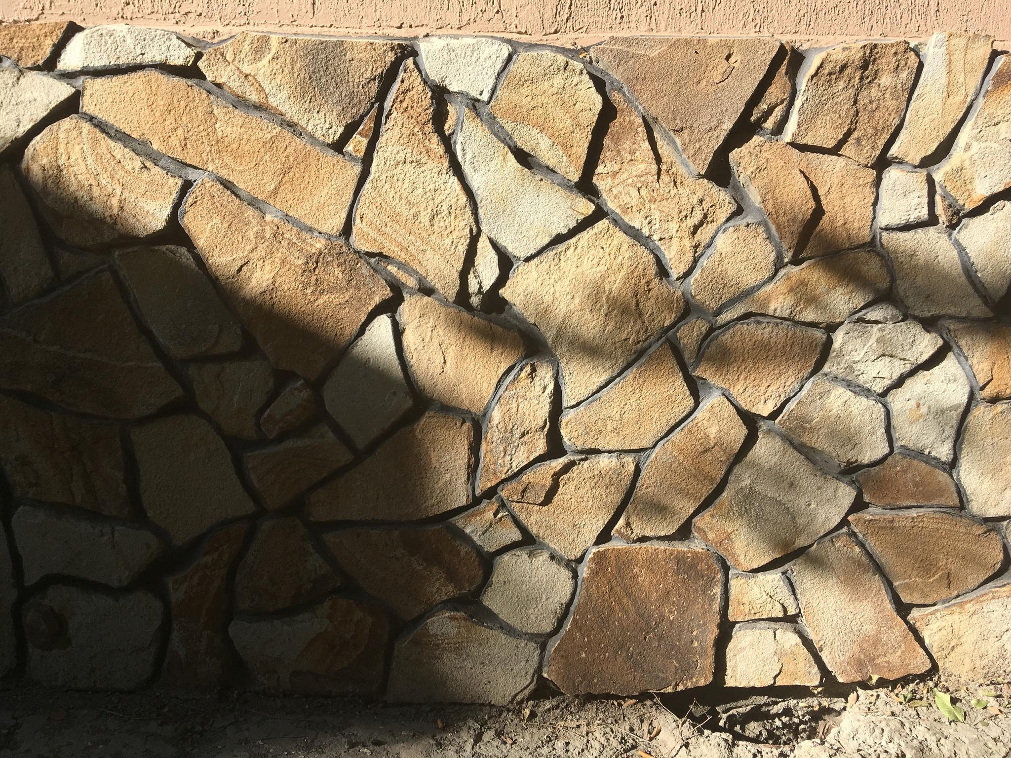 Песчаник плитняк Кантри облицовка цоколя