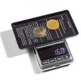 Весы цифровые LIBRA для монет от 0,01 гр. до 100 гр. +/- 0,03 г.