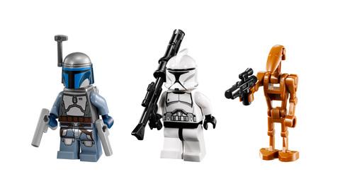 LEGO Star Wars: Дроид-танк Альянса 75015