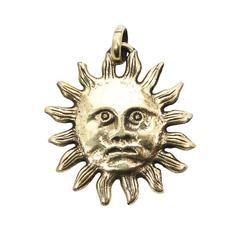 Солнце кулон