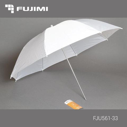Белый фотозонт на просвет Fujimi FJU561-43 - 109см.