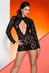Сорочка Ava_Rayen chemise Black