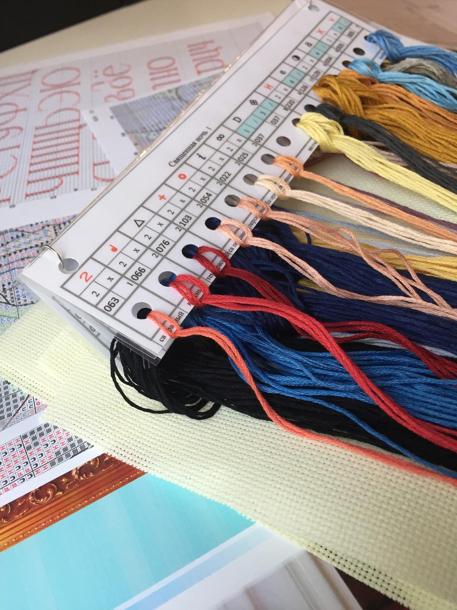 Набор для вышивания