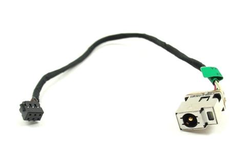 Разъем питания для ноутбука HP 15-B 10 см с кабелем
