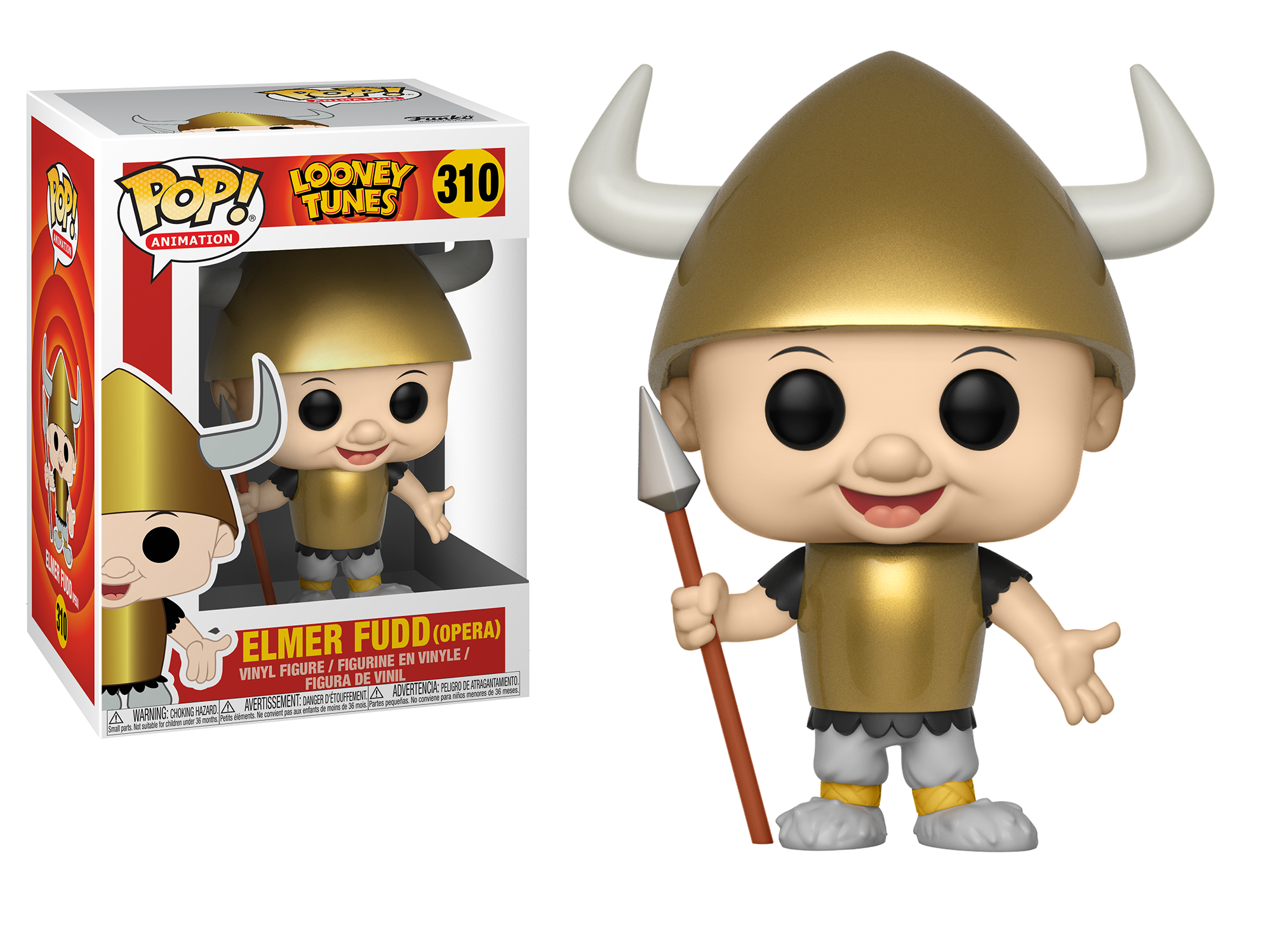 Фигурка Funko POP! Vinyl: Looney Tunes: Elmer Fudd (Viking) 21978