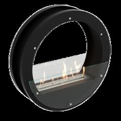 Встраиваемый сквозной биокамин Lux Fire