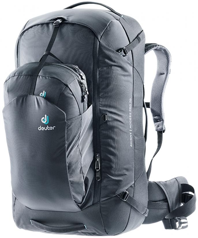 Сумки-рюкзаки Рюкзак для путешествий Deuter Aviant Access Pro 70 image2.jpg