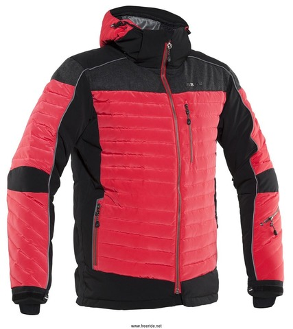 Горнолыжная Куртка 8848 Altitude Terbium  мужская RED