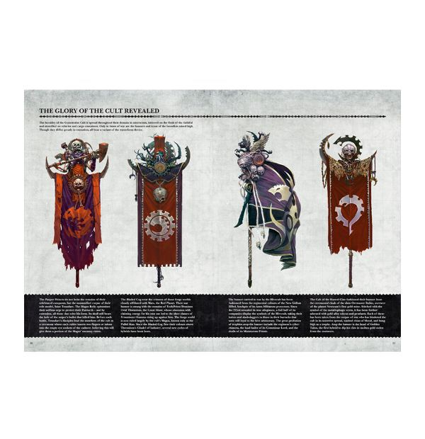 Codex: Genestealer Cults