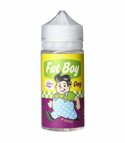 Fat Boy Жидкость Frozen Green Apple Bubble Gum, 100 мл