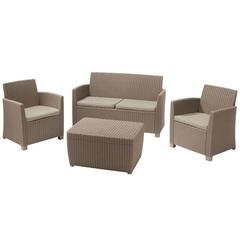 Комплект уличной мебели Keter Corona Set