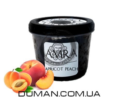 Табак Amra Apricot Peach (Амра Абрикос Персик) |Moon