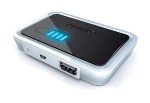 Philips Power2Go (SCE4420) – портативный аккумулятор для iPhone/iPod