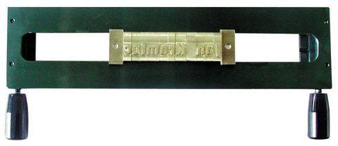 Рамка 1L5.5 1 строчная рамка для составления текста из шрифтов 5.5 мм