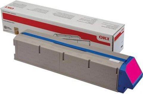 Тонер-картридж для OKI C931, пурпурный, ресурс 38000 стр., (45536506)