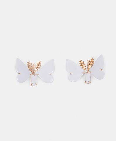 Серьги Moth