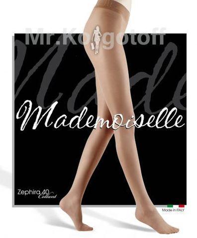 Колготки Mademoiselle Zephira 40