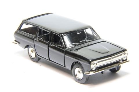GAZ-2402 Volga black Agat Mossar Tantal 1:43