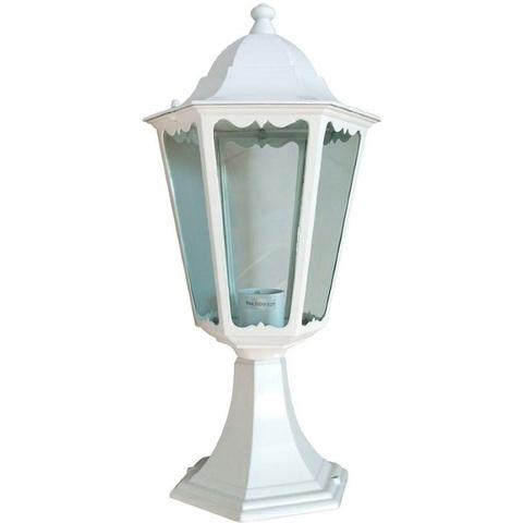 Светильник садово-парковый, 100W 230V E27 белый, 6204 (Feron)