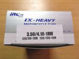 Мото камера IRC HD Tube 3.50/4.10-18M 120/80-18M 100/100-18M