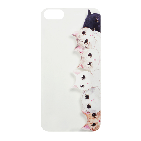 Чехол для IPhone 6 Plus Cats