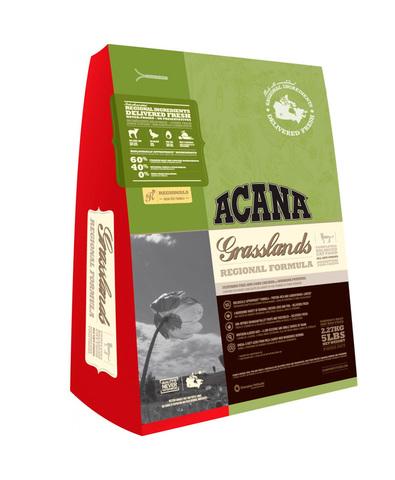 Acana Regionals Grasslands Cat корм беззерновой для кошек (ягненок) 340 г
