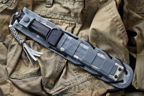 MOLLE многофункциональные ножны Tactical Echelon ACU