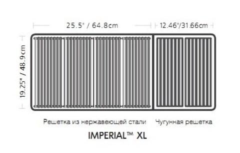 IMPEREAL XLS Газовый гриль