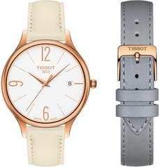 Женские часы Tissot T103.210.36.017.00 Bella Ora Round