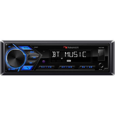 Головное устройство Nakamichi NQ711B - BUZZ Audio