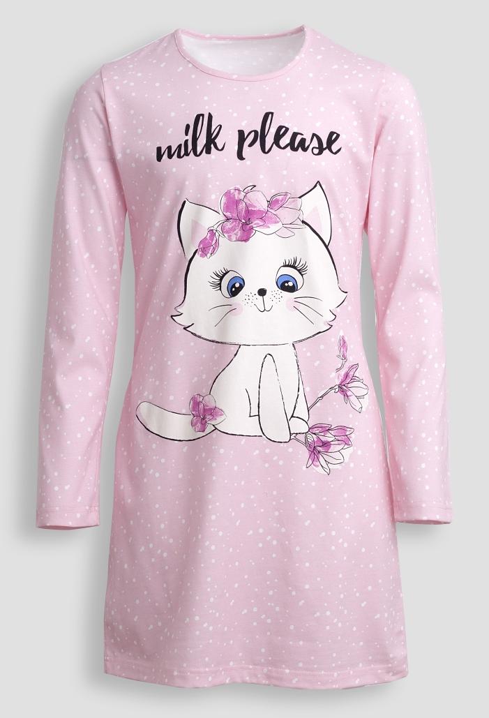 Детская женская ночная сорочка E17K-64X101
