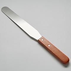 Лопатка кондитерская 20 см металлическая BE-1540