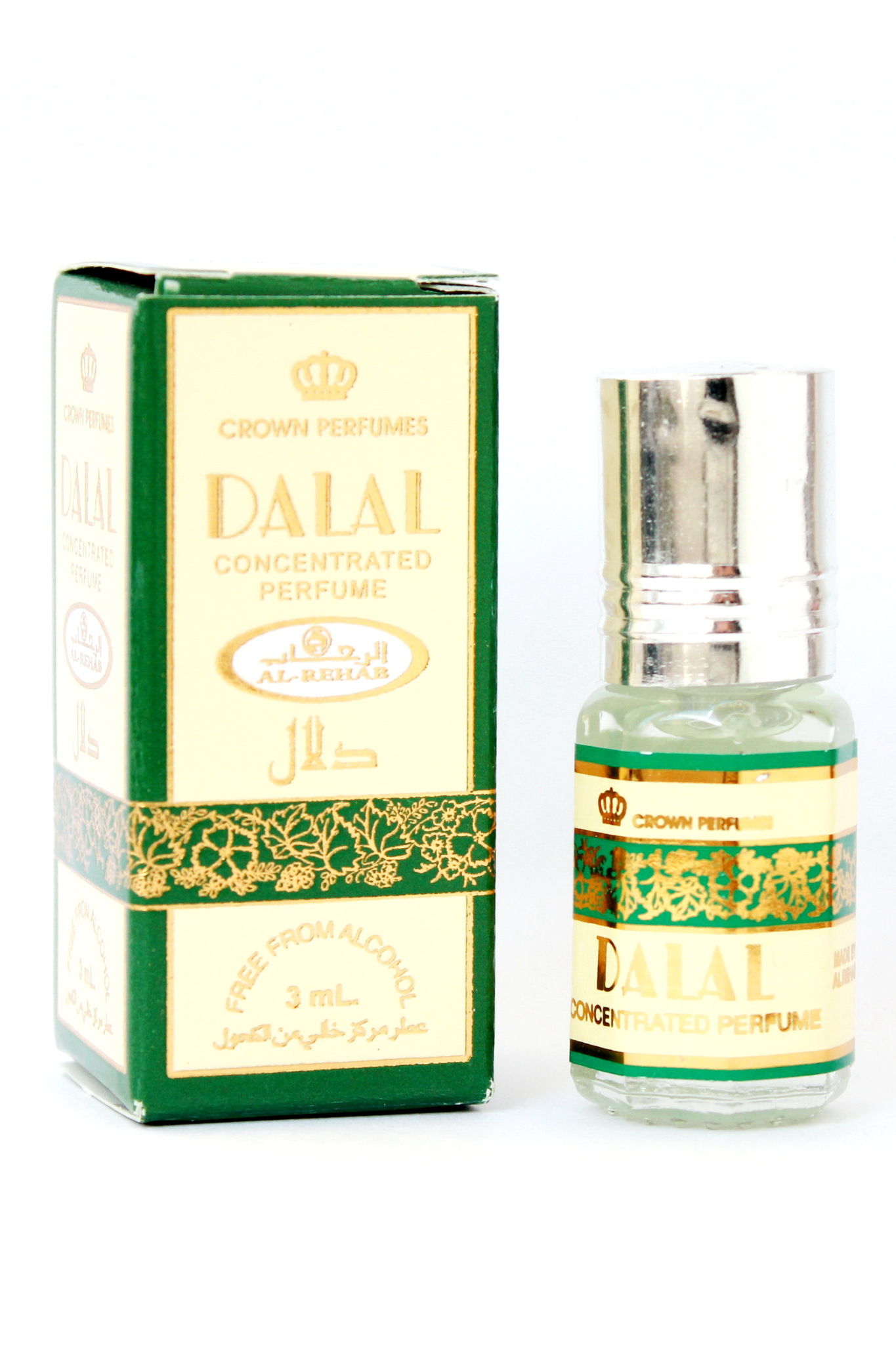 Dalal Даляль 3 мл арабские масляные духи от Аль Рехаб Al Rehab