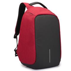 Рюкзак Bobby USB Малиновый