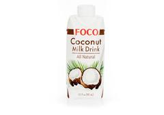 Кокосовый молочный напиток