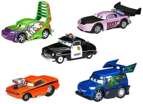 Тачки: Шериф и Тюнингованные тачки - Тачки 3 (Cars 3), Disney