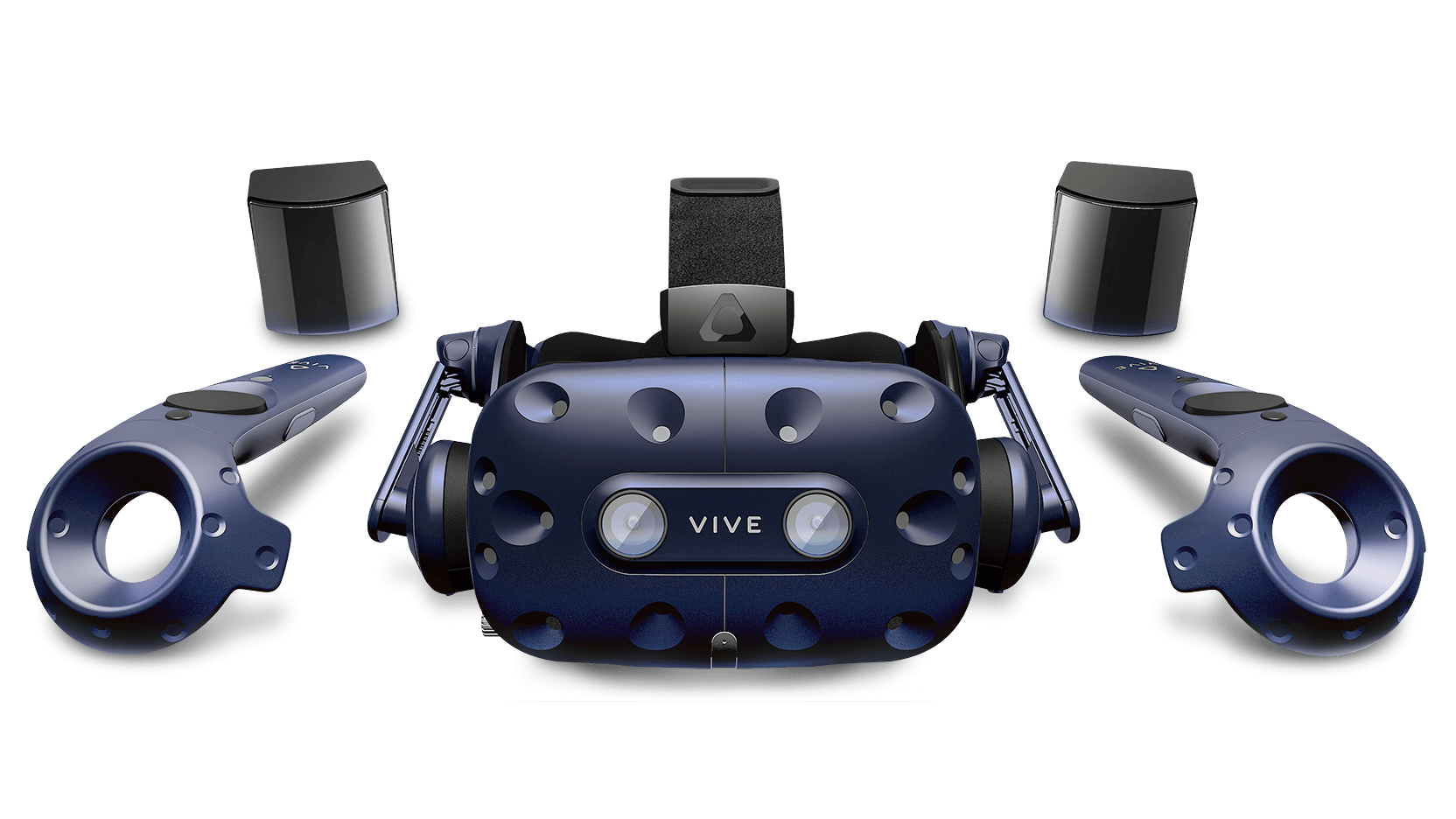 Шлем виртуальной реальности HTC VIVE PRO FULL KIT 2.0