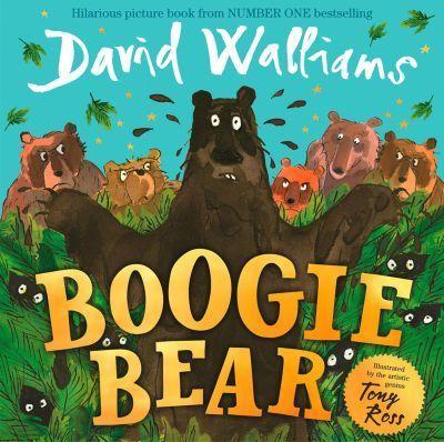 Kitab Boogie Bear   David Walliams