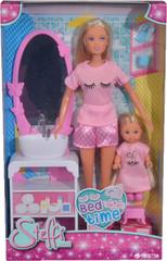 Gəlincik Steffi BedTime və Evi 5733198  - Кукла