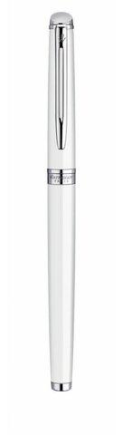 Перьевая ручка Waterman Hemisphere, цвет: White CT, перо: F123
