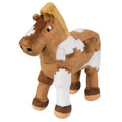 Майнкрафт мягкая игрушка Лошадь