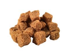 Сахар тростниковый кусковой 0,25 кг