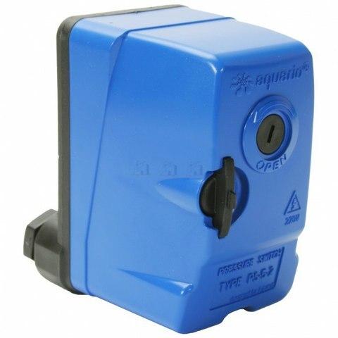 Реле давления Aquario PS-5-2 (вращ. гайка)