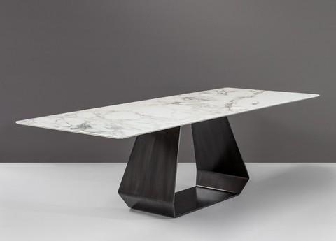 replica table BONALDO AMOND CERAMIC ( by Steel Arts)