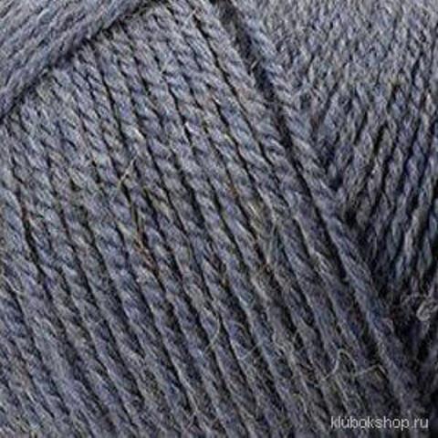 Пряжа Носочная (Пехорка) 256 Светлая джинса, фото