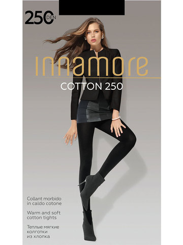 Колготки Cotton 250 XL Innamore